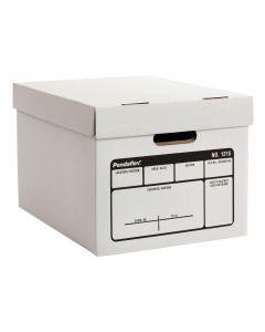 Transfer File, Letter/Legal, White