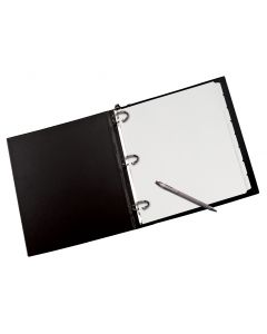 Oxford® Plain Tab Dividers - 8 Tabs, Letter-Size, White, 8/ST