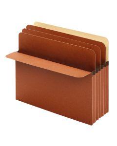 """Divider Pockets, 5.25"""" Expansion, 3 Dividers, Letter Size, 10/BX, 5/BX per RSC"""
