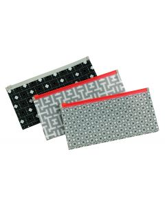 Zip Envelope, Check-size, assorted