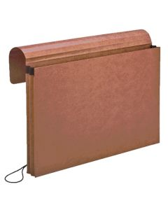 """Expanding Wallet - 1-3/4"""" Exp., Legal, Red"""
