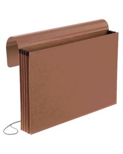 """Expanding Wallet - 3-1/2"""" Exp., Legal, Red"""