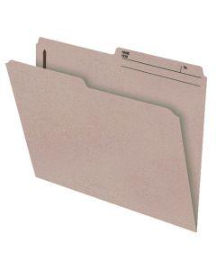File Folder - 1/2 Cut Right, Letter, Natural Sand