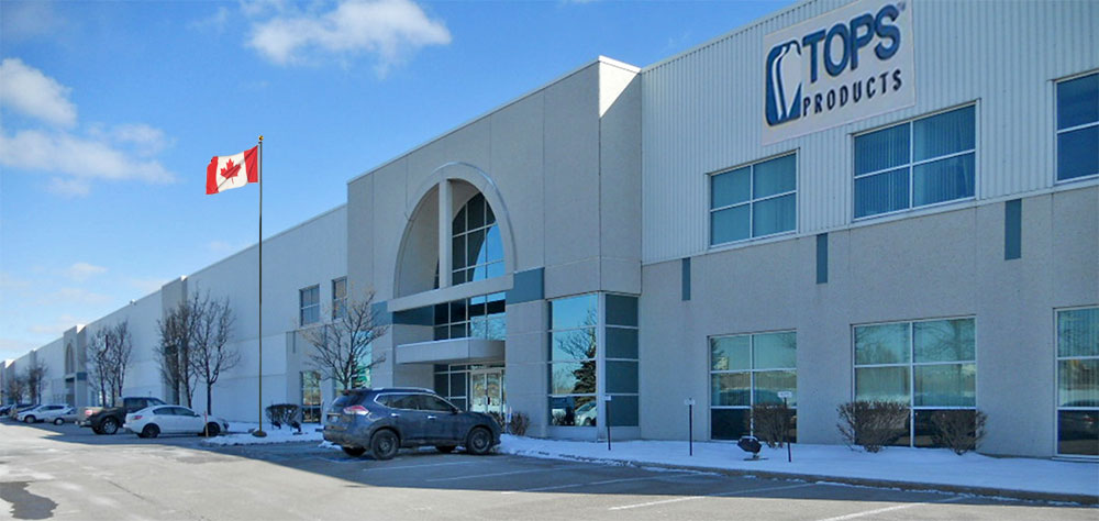 TOPS Products Canadian Facility